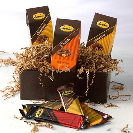 Home Sweet Home Small Chocolate Gift Basket