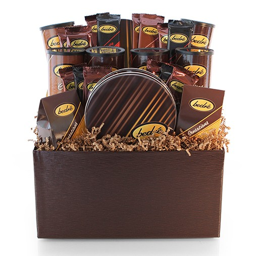 Holiday Chocolate Extravagance Gift Box
