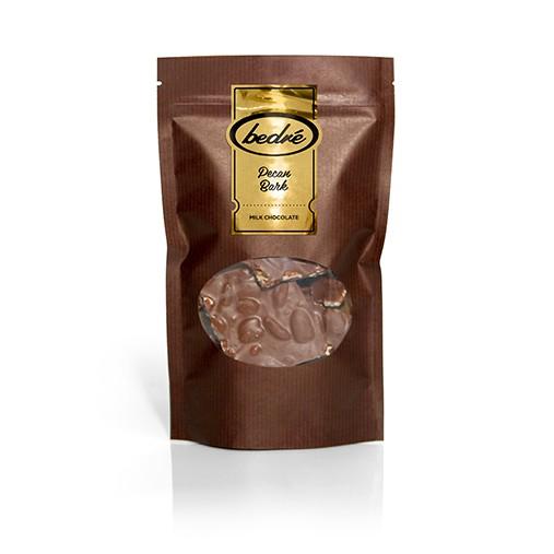 Milk Chocolate Pecan Bark