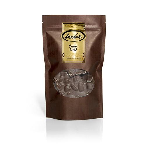 Dark Chocolate Pecan Bark