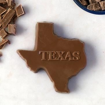 Milk Chocolate Texas
