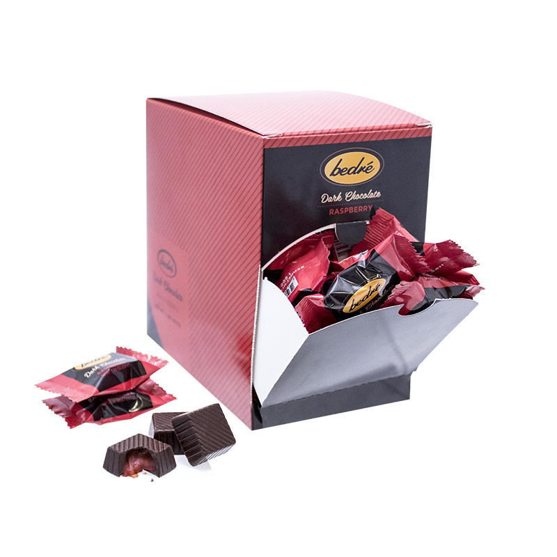 Dark Chocolate Raspberry Meltaways