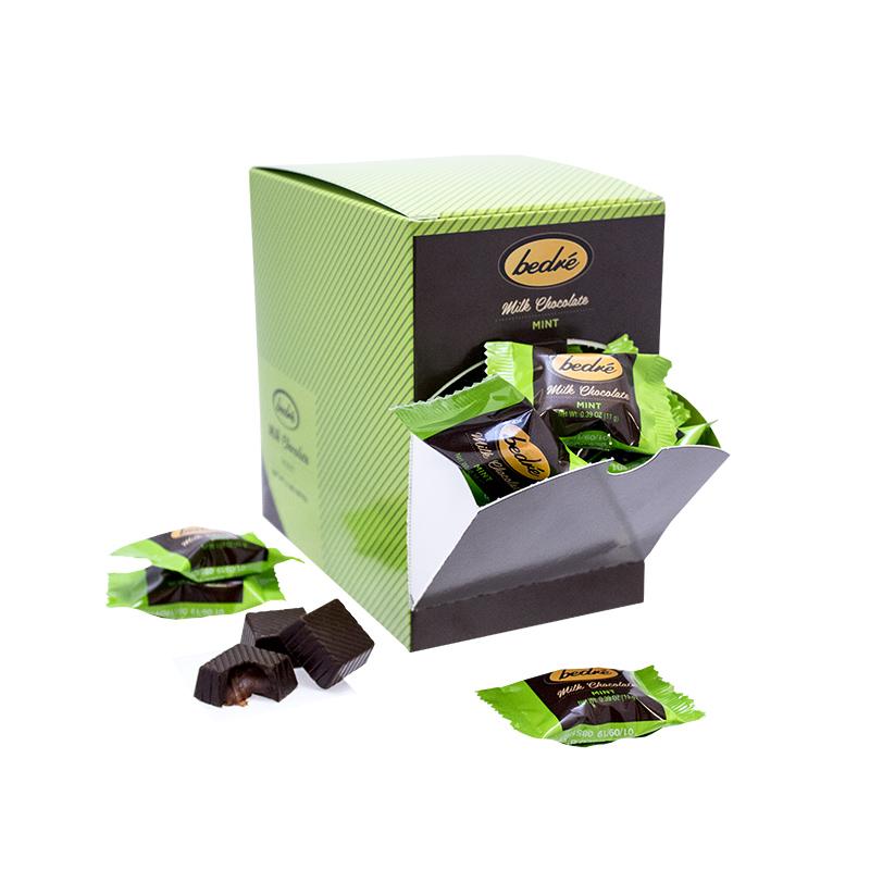 Milk Chocolate Mint Meltaways Box