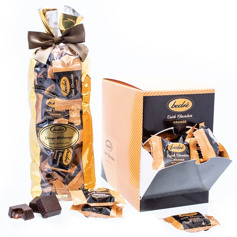 Dark Chocolate Orange Meltaway